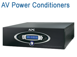 APC Audio Video Power Conditioners