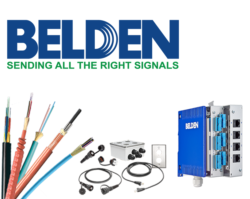 Belden Structured Cabling