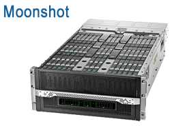 HP Moonshot System Servers