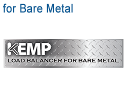 Kemp Load Balancers for Bare Metal