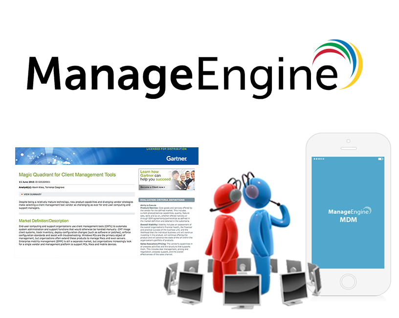 ManageEngine Enterprise I.T. Solutions