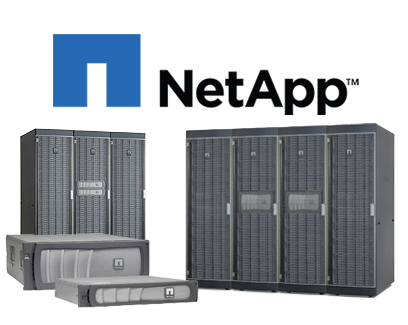 NetApp Network Attached Storage Solutions