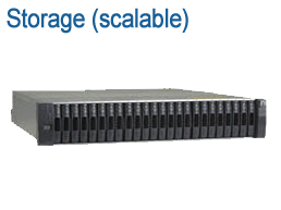 NetApp Scalable Storage System from NetApp
