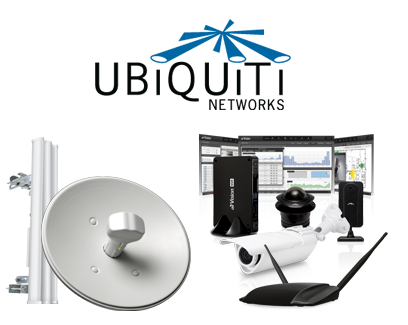 Ubiquiti Wireless Backhaul Solutions