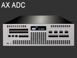 A10 Networks AX ADC