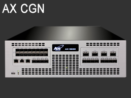 A10 Networks AX CGN