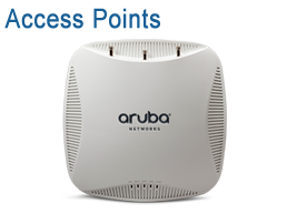 Aruba Wireless Access Points