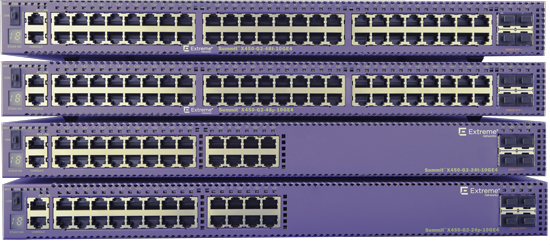Extreme Networks Switch X450