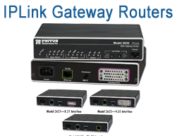 Patton Electronics IP LInk Gateway Routers