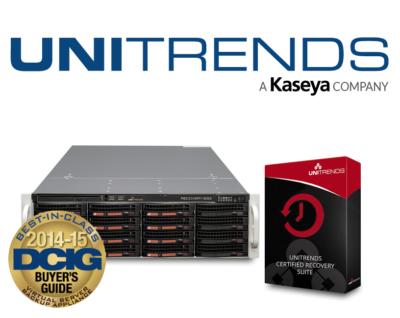 Unitrends Backup Disaster Recovery