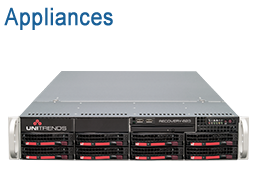 Unitrends Data Protection Appliances